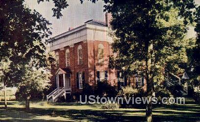 Old State House - Fillmore, Utah UT Postcard