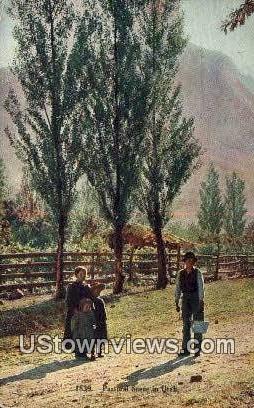 Misc, Utah     ;     Misc, UT Postcard