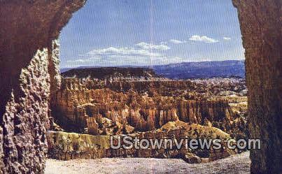 Navajo Trail - Bryce Canyon National Park, Utah UT Postcard