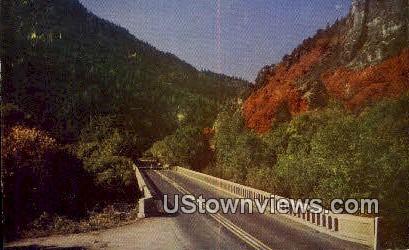 Western Canyon - Salt Lake City, Utah UT Postcard