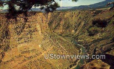 Green River, Utah     ;     Green River, UT Postcard