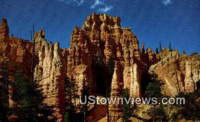 Bryce Canyon National Park, UT     ;     Bryce Canyon National Park, Utah Postcard
