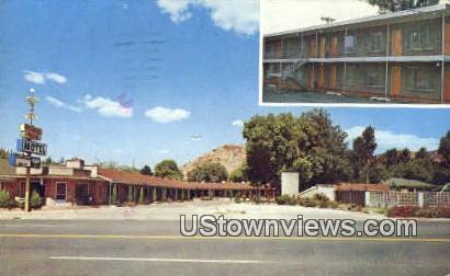 Treasure Trail Motel - Kanab, Utah UT Postcard