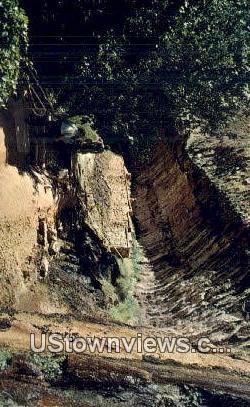 Weeping Rock - Zion National Park, Utah UT Postcard