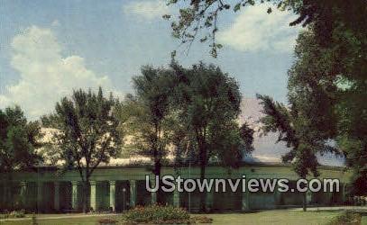 The Tabernacle - Salt Lake City, Utah UT Postcard