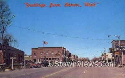 Beaver, Utah, UT, Postcard