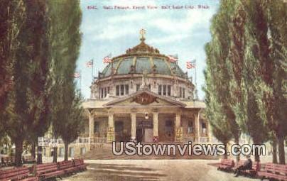 Salt Palace - Salt Lake City, Utah UT Postcard