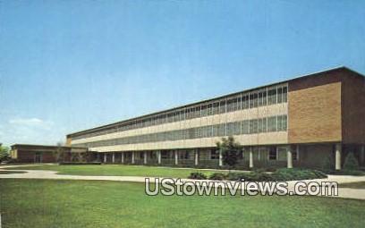 Brigham Young University - Provo, Utah UT Postcard
