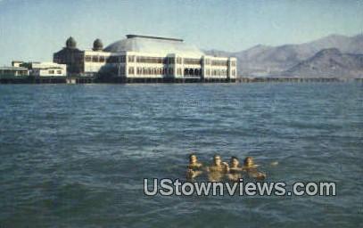 Saltair Bathers - Great Salt Lake, Utah UT Postcard