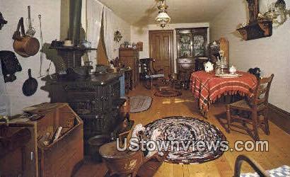 Pioneer Kitchen, Beehive House - Salt Lake City, Utah UT Postcard