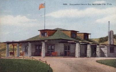 Emigration Canyon Inn - Salt Lake City, Utah UT Postcard