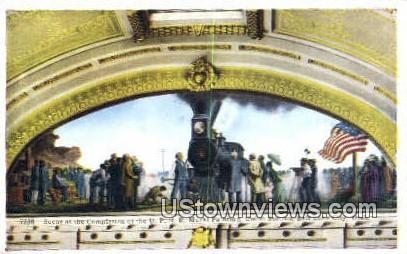 UPP - Salt Lake City, Utah UT Postcard