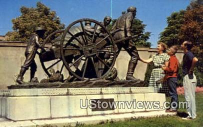 Monument to Mormon Pioneers - Salt Lake City, Utah UT Postcard