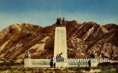 Emigration Canyon - Salt Lake City, Utah UT Postcard