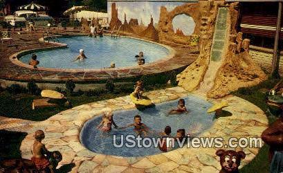Scotty's Romney Motor Lodge - Salt Lake City, Utah UT Postcard