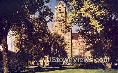 City & County Bldg - Salt Lake City, Utah UT Postcard