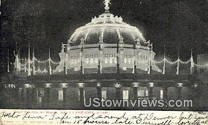 Salt Palace - Salt Lake City, Utah UT Postcard