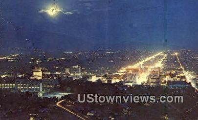 Salt Lake City, UT     ;     Salt Lake City, Utah Postcard