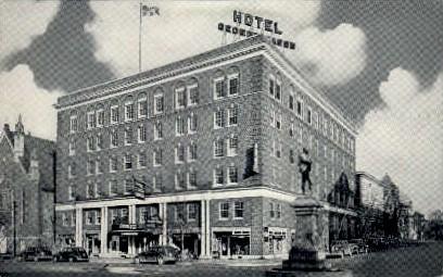 Hotel George Mason - Alexandria, Virginia VA Postcard