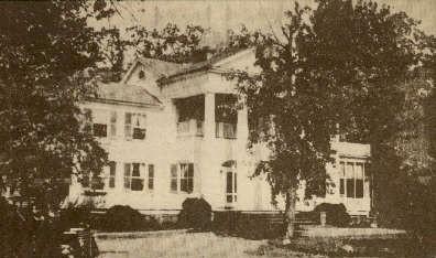Collingwood - Alexandria, Virginia VA Postcard