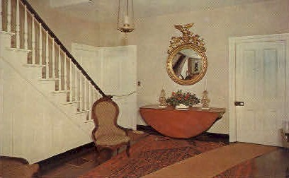 Home of Pres James Monroe - Charlottesville, Virginia VA Postcard