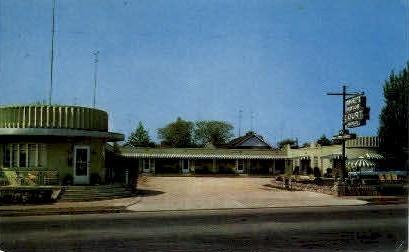 Payne's Motor Court - Fredericksburg, Virginia VA Postcard