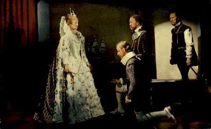 Queen Elizabeth - Jamestown, Virginia VA Postcard