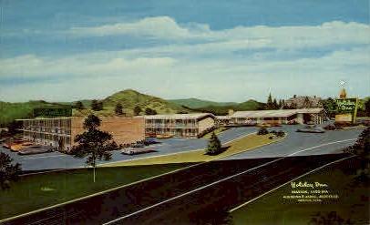 Holiday Inn  - Marion, Virginia VA Postcard