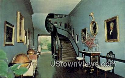 Woodlawn Plantation - Mount Vernon, Virginia VA Postcard