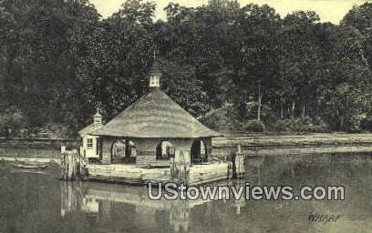 Wharf - Mount Vernon, Virginia VA Postcard
