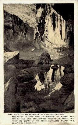 Endless Caverns - New Market, Virginia VA Postcard