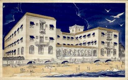The Nansemond Hotel - Norfolk, Virginia VA Postcard