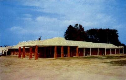 Petersburg Motor Court - Virginia VA Postcard
