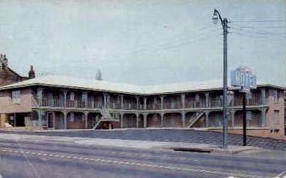 Town Motel - Richmond, Virginia VA Postcard