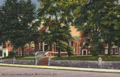 Norfolk & Western Passenger Station - Roanoke, Virginia VA Postcard