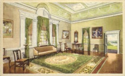 The Banquet Hall - Misc, Virginia VA Postcard