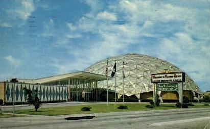 Alan B. Shepard Civic Center - Virginia Beach Postcards, Virginia VA Postcard