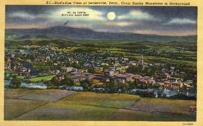 Sevierville,Virginia, VA, Postcard
