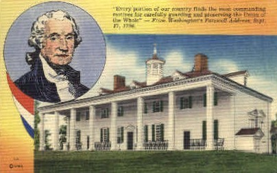 Misc,Virginia, VA, Postcard