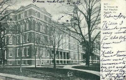 St. Vincent de Paul Hospital - Norfolk, Virginia VA Postcard