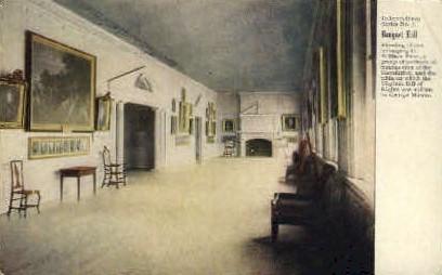 Banquet Hall - Misc, Virginia VA Postcard