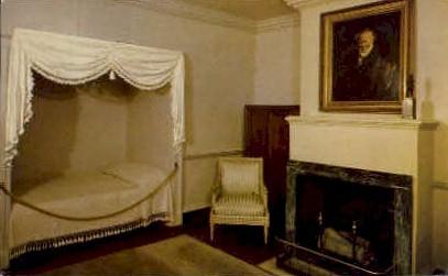 Home of Thomas Jefferson - Charlottesville, Virginia VA Postcard