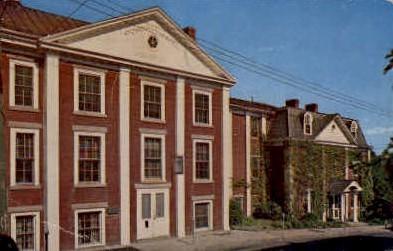 Stonewall Jackson Memorial - Lexington, Virginia VA Postcard