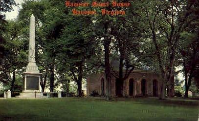 Hanover Court House - Virginia VA Postcard