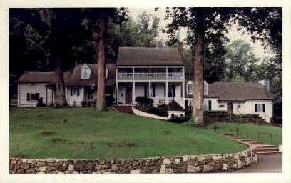 Michie Tavern - Misc, Virginia VA Postcard