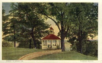 Summer House  - Mt Vernon, Virginia VA Postcard