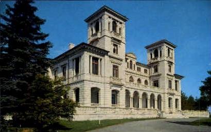 Swannanoa Marble Palace - Waynesboro, Virginia VA Postcard