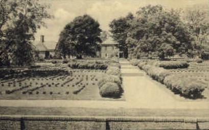 Statford Hall - Misc, Virginia VA Postcard