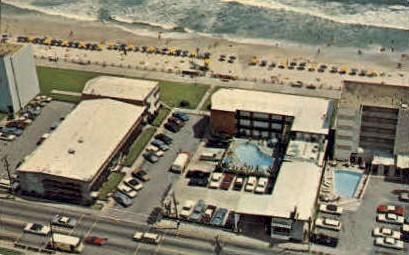 Gay Vacationer Motel - Misc, Virginia VA Postcard