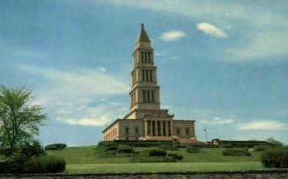 George Washington Memorial - Arlington, Virginia VA Postcard